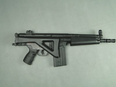 JingGong MC51 (Foldable Stock)  AEG