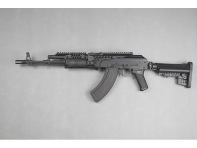金弓 AK47 BHI 電動退膛 AEG