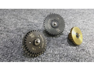 SHS 16:1 CNC Super High Speed Gear Set