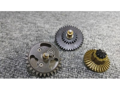 SHS 18:1 CNC Super High Speed Gear Set