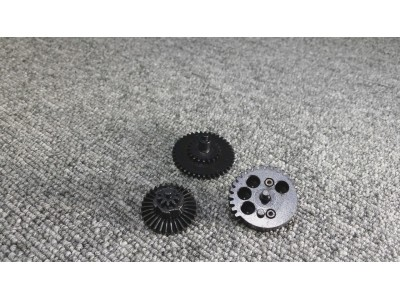 SHS 18:1 CNC High Speed Gear Set