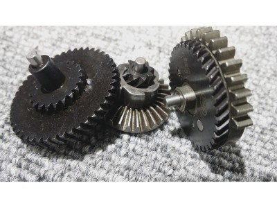 SHS 32:1 CNC High Speed Gear Set
