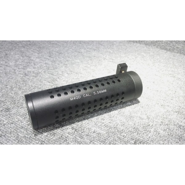 M4 QD Short 滅聲器 for Airsoft