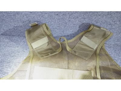 Tactical Vest (Tan)