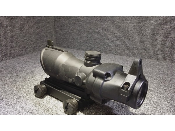 AG style 4X scope ( With AimSight )