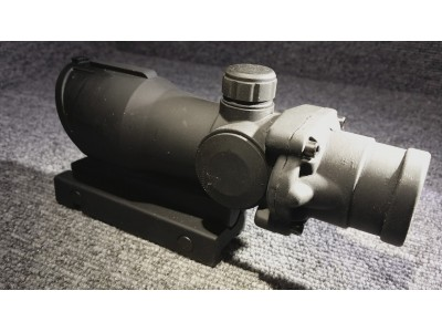 ACOG style 4X scope