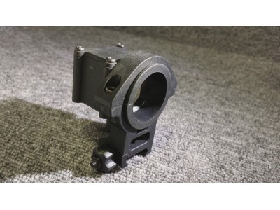 Rail Plastic Angle Use Scope ( Black )
