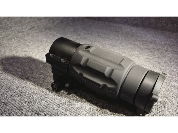 3X Magnifier with QD Twist mount