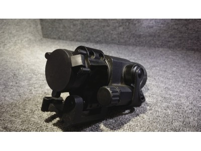 QD 2X Magnifier with Reddot