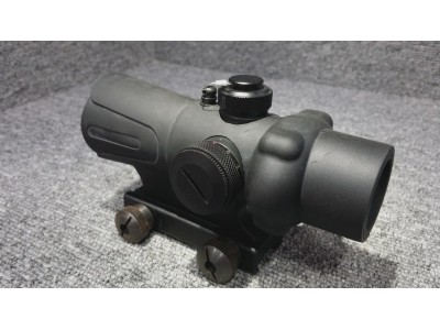 Red and Green Point Scope ( Rubber-coated )