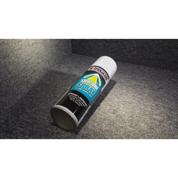 Spanjaard Silicone Spray (Economic size)