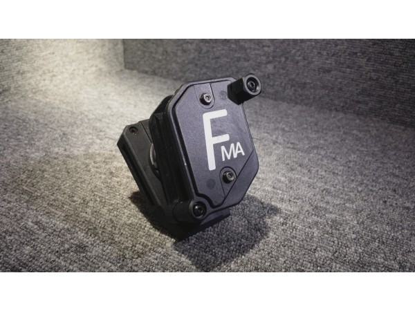 Multi-Angle Speed Magazine Pouch