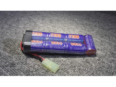 JingGong 8.4V rechargeable NiMH battery for Airsoft