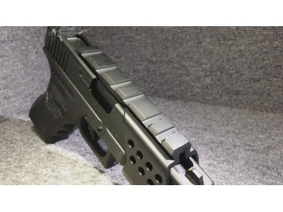 Battleaxe Rail Mount Base for Glock