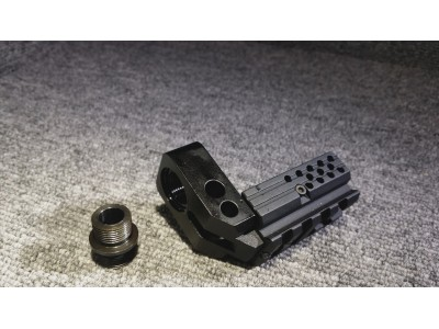 5KU Tactical SAS Front Block for G17/G18C
