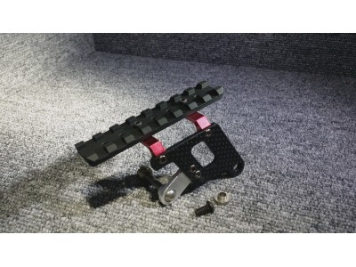 5KU Shooters Carbon Mount Base for Hi-capa