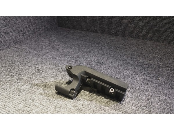 Rail base mount for 1911/MEU