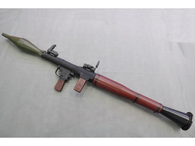 RPG-7 Airsoft Rocket launcher (Russian: РПГ-7)
