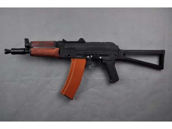 Diboys AK74U AEG  (Metal Body+Fake Wood Handguard)