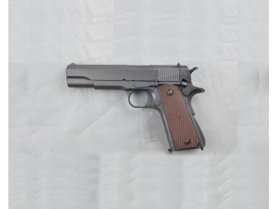 Bell 1911 GBB Pistol (Black) - CO2