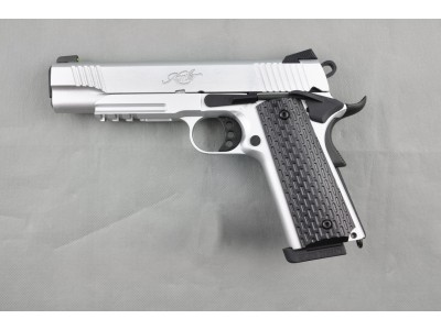 Army 1911 Kimber Desert Warrior (Silver)