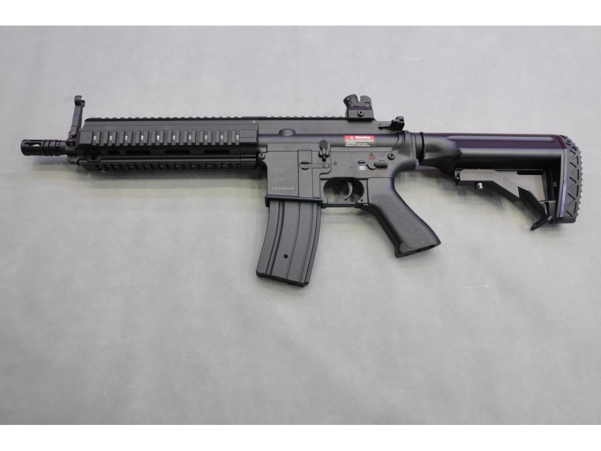 Golden Eagle HK 416D AEG (Metal Receiver)