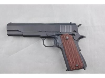 Bell 1911 GBB Pistol (黑) CO2