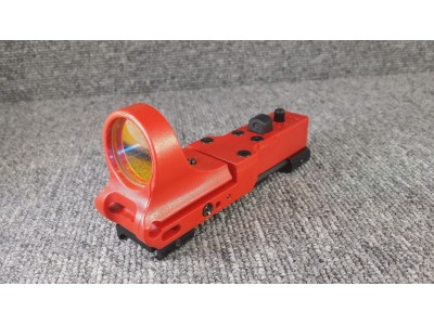 Element SeeMore Ex182 Railway Reflax Sight (Red)