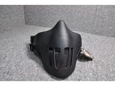 Ghost Recon style Mesh Face Mask (Black)