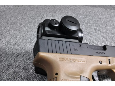 5KU Optima/ Doctor/ Vortex Mount for G17