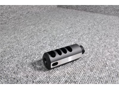Hi-cap 5 inch Comp-Ready Steel Outer barrel (Infinity .45 ACP)