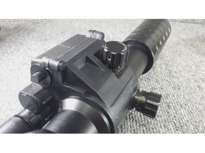 3-9x32L Scope (with red laser)