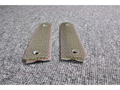 Hand Grip Plate for 1911/MEU (Pattern 6)