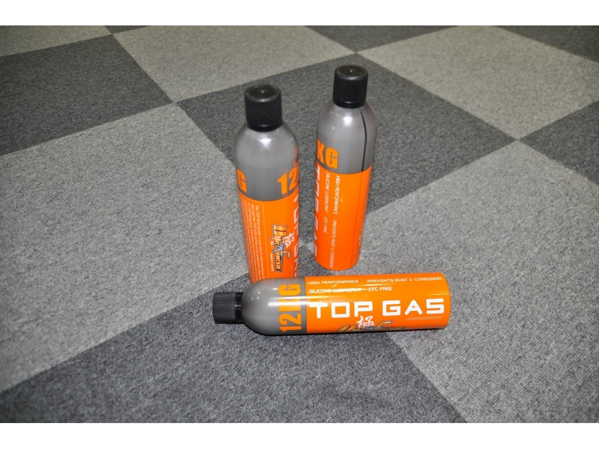 UltraForce Top Gas 12Kg - New Formula