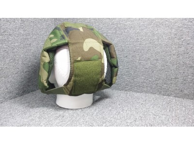 Extreme Metal Mesh Full Face Ears Mask (Military Multicam)