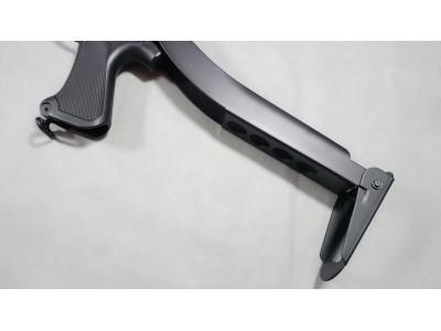 CYMA M870 Shotgun (Plastic Body, Long Barrel/Foldable Stock version)