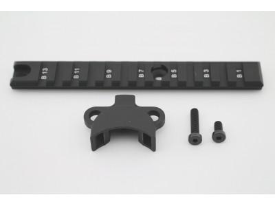 金弓 G608-2 Bottom Rail