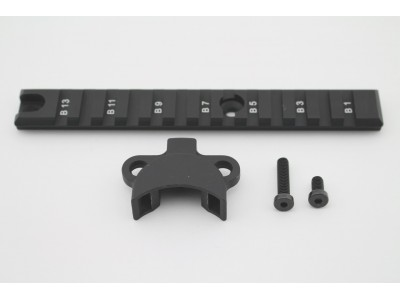 JingGong G608-2 Bottom Rail